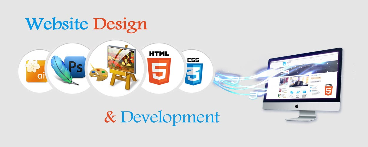 Web Design & Development Company India